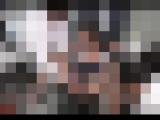 【素人動画 無修正】高画質 可愛い巨乳美人OLがオフィスで変態上司達に生チンポで奥まで突かれてイキまくり