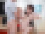 【無修正】中国の美女★台所でのカウンターセックスに満足できず、またベットで腰をふる!!