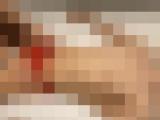 ビルパンをはいたボディビルダー(色白)をエロマッサージ(前編)