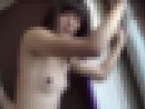 彼氏とのプライベートSEX動画 19歳の美人女子大生 個人撮影 無 流出
