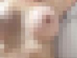 お腹に精子ぶちまけ!!爆乳熟女さんと激しいハメ撮りしました・・・?